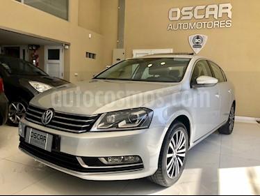 Volkswagen Passat 2.0 TDi Luxury usado (2012) color Plata Reflex precio $999.000