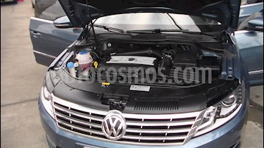 Volkswagen Passat 2.0 FSi Exclusive Tiptronic usado (2009) color Celeste precio $549.900
