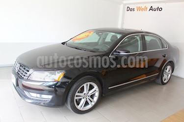 Volkswagen Passat DSG V6 usado (2015) color Negro Profundo precio $225,000