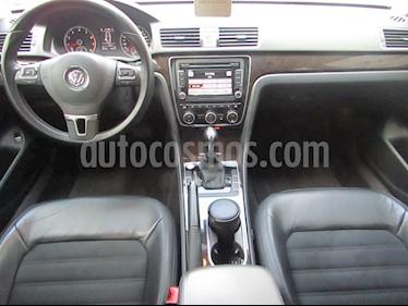 Foto venta Auto usado Volkswagen Passat DSG V6  (2014) color Plata Reflex precio $199,000