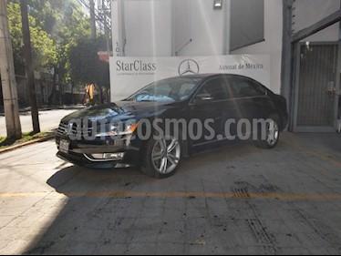 Foto venta Auto usado Volkswagen Passat DSG V6 (2013) color Negro precio $200,850