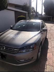 Foto Volkswagen Passat DSG V6  usado (2013) color Gris Tungsteno precio $228,000