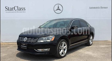 Foto venta Auto usado Volkswagen Passat DSG V6 (2014) color Negro precio $199,900