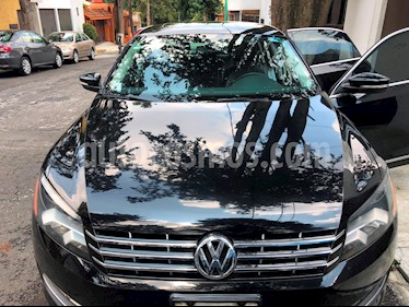 foto Volkswagen Passat DSG V6  usado (2013) color Negro precio $189,500