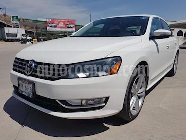 Foto venta Auto usado Volkswagen Passat DSG V6 (2015) color Blanco Candy precio $228,000