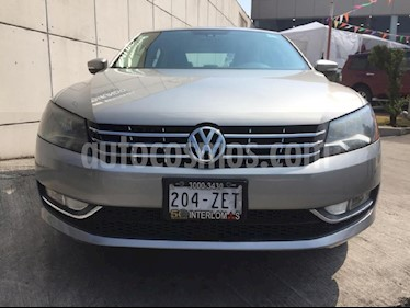 Foto venta Auto usado Volkswagen Passat DSG V6 (2014) color Plata precio $199,000