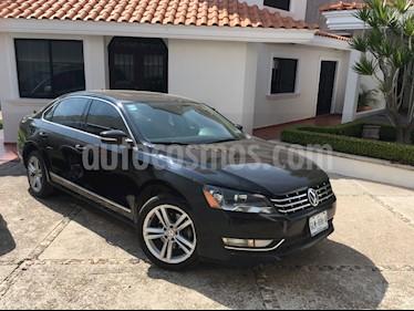 Foto venta Auto usado Volkswagen Passat DSG V6  (2013) color Negro precio $190,000