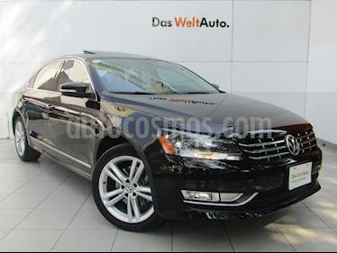 Foto venta Auto usado Volkswagen Passat DSG V6 (2015) color Negro Profundo precio $275,000