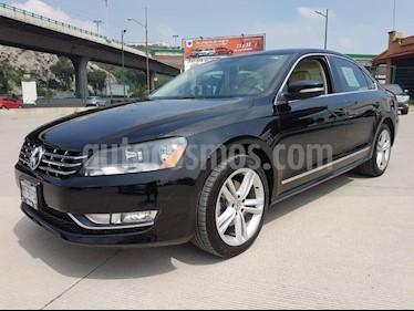 Foto Volkswagen Passat DSG V6  usado (2013) color Negro precio $187,000
