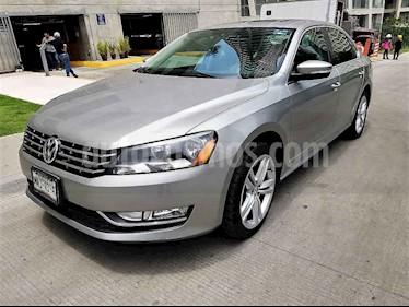 Foto venta Auto usado Volkswagen Passat DSG V6 (2013) color Plata precio $165,000