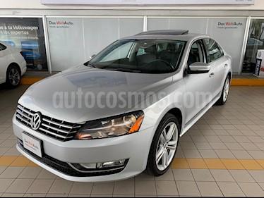 foto Volkswagen Passat DSG V6 usado (2015) color Plata precio $199,900