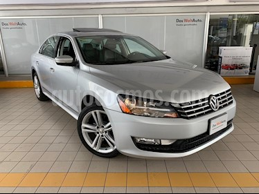 Foto venta Auto usado Volkswagen Passat DSG V6 (2015) color Plata precio $259,900