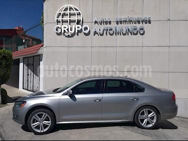 Foto venta Auto usado Volkswagen Passat DSG V6 (2013) color Gris precio $189,000