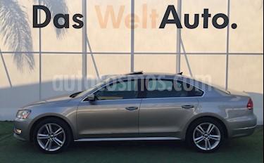 Foto venta Auto Seminuevo Volkswagen Passat DSG V6  (2013) color Gris Tungsteno precio $209,500
