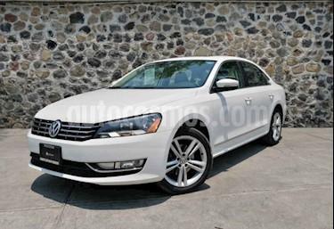 Foto venta Auto usado Volkswagen Passat DSG V6 (2013) color Blanco precio $195,000