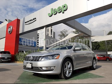 Foto venta Auto usado Volkswagen Passat DSG V6 (2014) color Plata Reflex precio $220,000