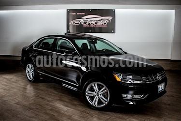 Foto venta Auto usado Volkswagen Passat DSG V6 (2015) color Negro precio $234,000