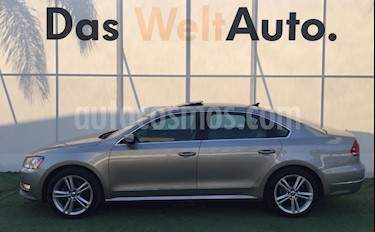 Foto venta Auto usado Volkswagen Passat DSG V6  (2013) color Gris Tungsteno precio $209,500