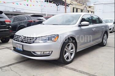 Foto venta Auto usado Volkswagen Passat GLX VR6 Aut (2015) color Plata precio $250,000