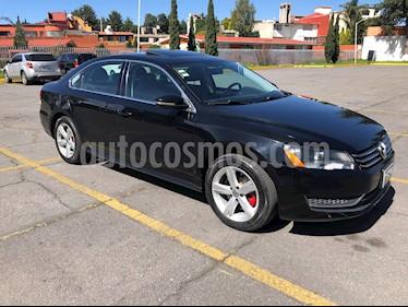 Volkswagen Passat Tiptronic Sportline usado (2012) color Negro precio $160,000