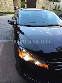 Volkswagen Passat Tiptronic Comfortline usado (2015) color Negro precio $208,900
