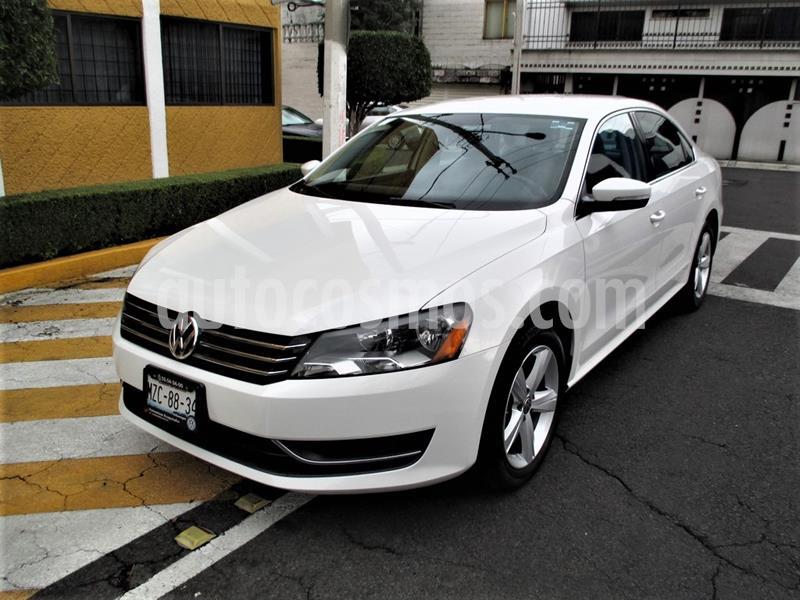 Volkswagen Passat 2.0T FSI usado (2015) color Blanco Candy precio $179,900