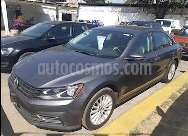 Volkswagen Passat Tiptronic Comfortline usado (2016) color Gris precio $199,900