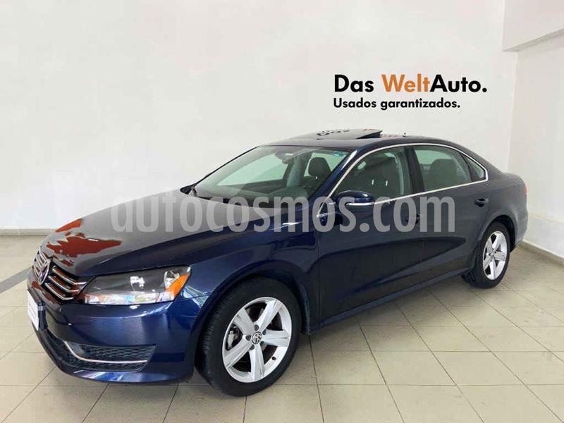 Volkswagen Passat Tiptronic Highline usado (2015) color Azul precio $199,995
