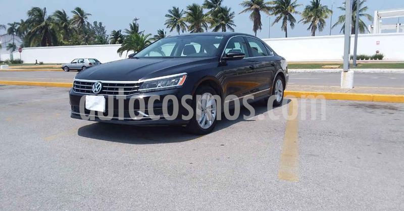 Volkswagen Passat Tiptronic Sportline usado (2018) color Negro precio $258,800