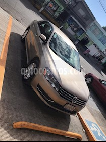 Volkswagen Passat Tiptronic Comfortline usado (2015) color Bronce precio $155,000