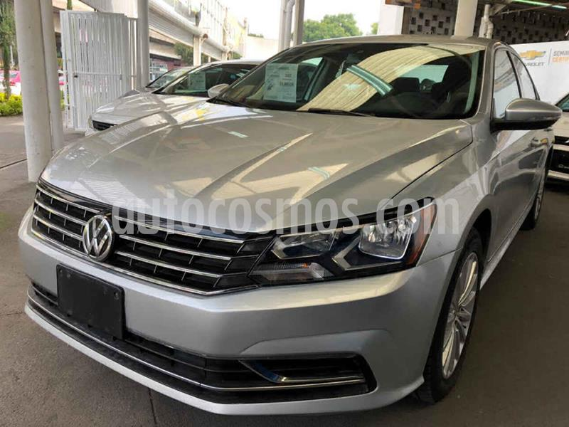 Volkswagen Passat Tiptronic Comfortline usado (2017) color Plata precio $219,000