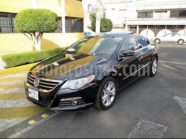 Volkswagen Passat 1.8L Turbo Tiptronic Piel usado (2012) color Negro precio $189,900