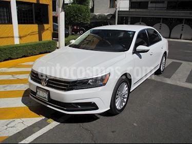 Volkswagen Passat Tiptronic Sportline usado (2016) color Blanco precio $229,900