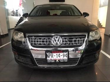 Volkswagen Passat 3.6L V6 FSI usado (2008) color Negro precio $110,000