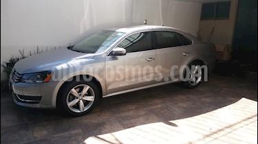 Volkswagen Passat GL usado (2013) color Gris precio $158,000