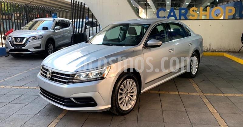 Volkswagen Passat Tiptronic Sportline usado (2017) color Plata Dorado precio $184,900