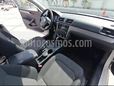 Volkswagen Passat Tiptronic Comfortline usado (2015) color Blanco Candy precio $197,000