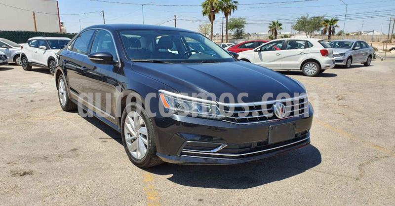 Volkswagen Passat Tiptronic Sportline usado (2018) color Negro precio $259,800