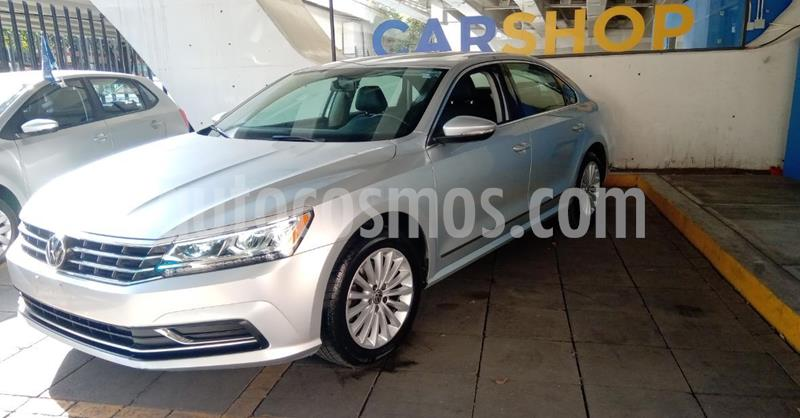 Volkswagen Passat Tiptronic Sportline usado (2017) color Plata Dorado precio $194,900