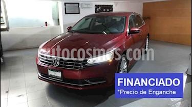 Volkswagen Passat Tiptronic Sportline usado (2017) color Rojo precio $82,250
