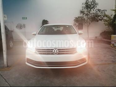 Foto Volkswagen Passat Tiptronic Sportline usado (2017) color Blanco precio $249,900