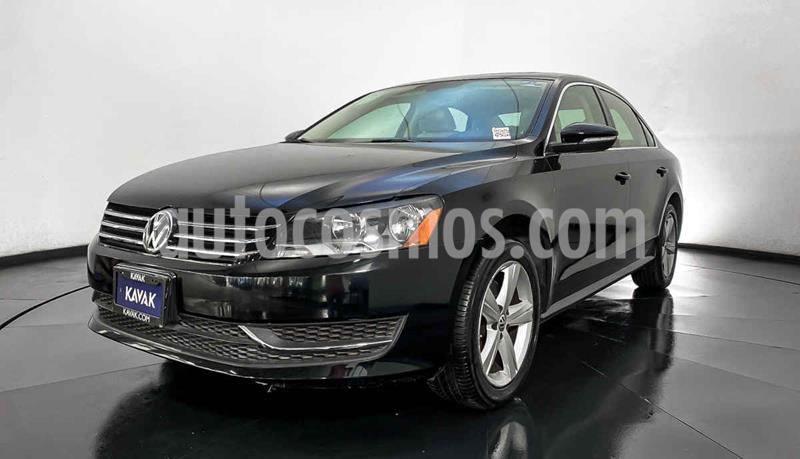 Volkswagen Passat Tiptronic Comfortline usado (2012) color Negro precio $157,999