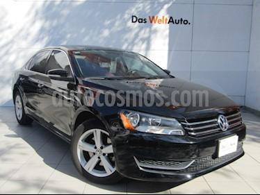 Volkswagen Passat Tiptronic Sportline usado (2015) color Negro Profundo precio $210,000