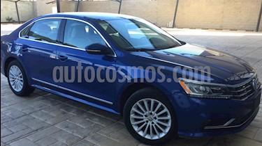 Volkswagen Passat Tiptronic Sportline usado (2016) color Azul precio $225,000