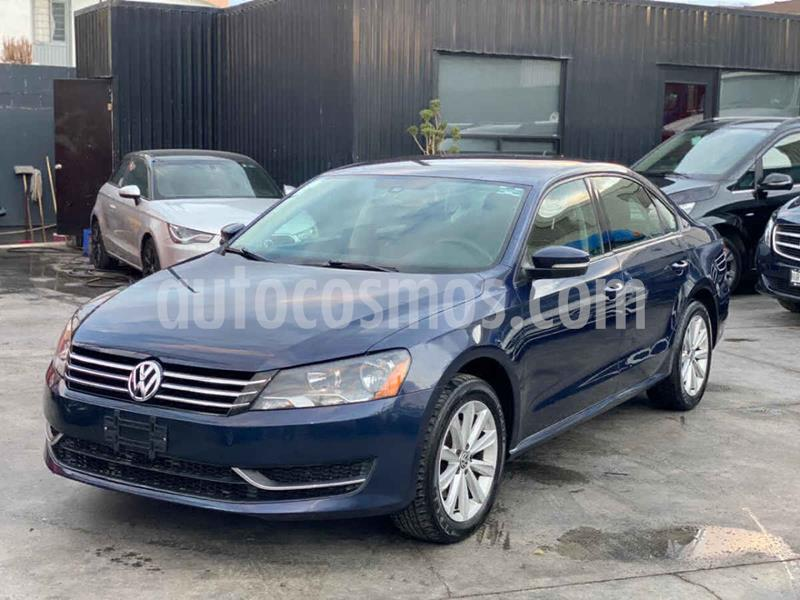 Volkswagen Passat Tiptronic Comfortline usado (2014) color Azul precio $149,800