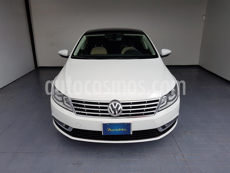Volkswagen Passat 1.8L Turbo Tiptronic Piel usado (2016) color Blanco precio $259,000
