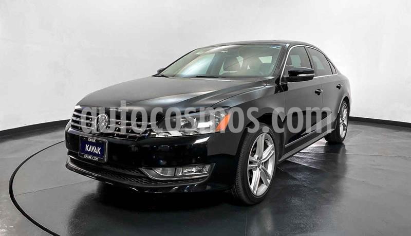Volkswagen Passat GLX VR6 Aut usado (2013) color Negro precio $182,999