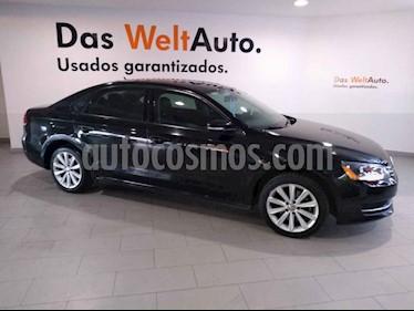 Volkswagen Passat 4p Confortline L5/2.5 Aut usado (2014) color Negro precio $172,500