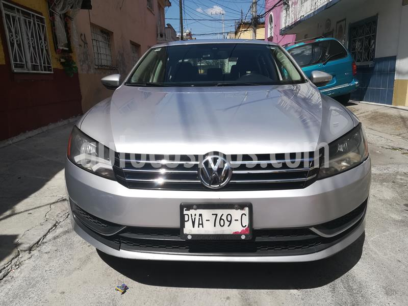 Volkswagen Passat Tiptronic Sportline usado (2012) color Plata precio $139,900