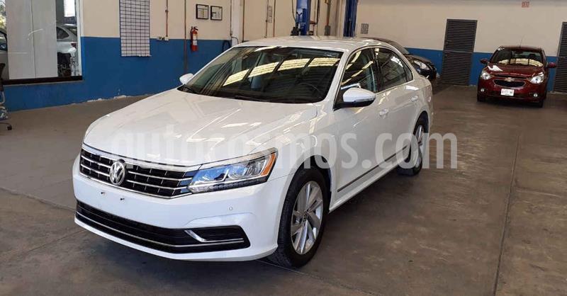 Volkswagen Passat Tiptronic Sportline usado (2018) color Blanco precio $269,900